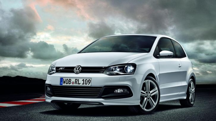 Volkswagen Polo R to Debut at Geneva Motor Show 2013