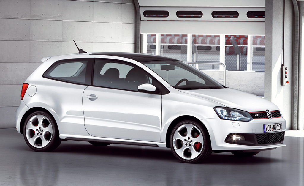 volkswagen polo to receive an r version autoevolution. Black Bedroom Furniture Sets. Home Design Ideas