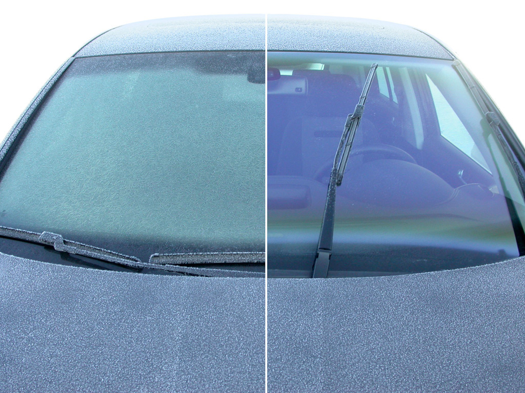 Volkswagen preparing ice free windshields autoevolution for Bache pare brise feu vert
