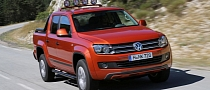 Volkswagen Reveals Amarok Canyon Special Edition