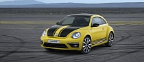 Volkswagen Reveals Limited-Edition Beetle GSR