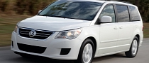 Volkswagen Routan Gets the Axe