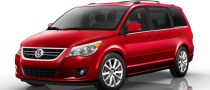 Volkswagen Routan to Feature uconnect