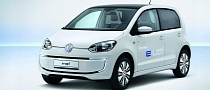 Volkswagen's All-Electric e-Up Revealed
