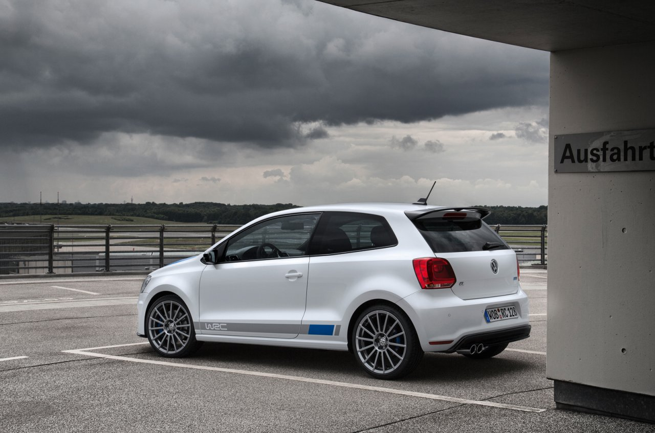 Volkswagen Says Quot Definitely Not Quot To Polo R Hyper Hatch