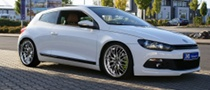 Volkswagen Scirocco Enters the JMS Racelook Zone