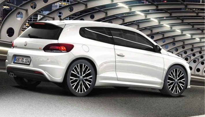 Volkswagen Scirocco GT Limited Edition Launched