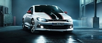 Volkswagen Scirocco GTS Unveiled [Photo Gallery]