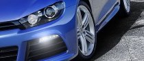 Volkswagen Scirocco R Photos Released