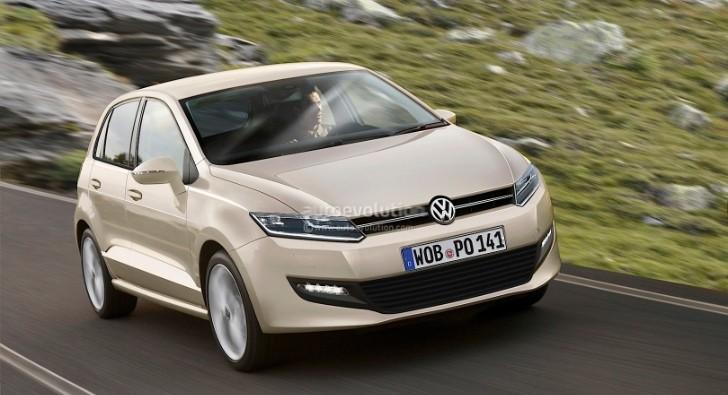 Volkswagen Scoop 2015 Polo Mark Vi Autoevolution