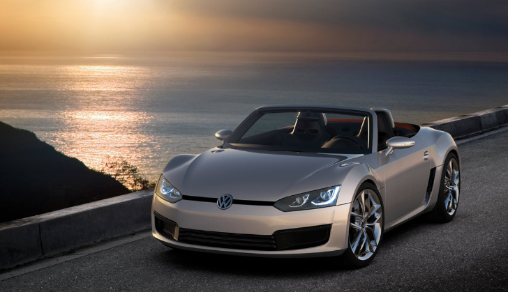Volkswagen Still Considering a Roadster Like the BlueSport