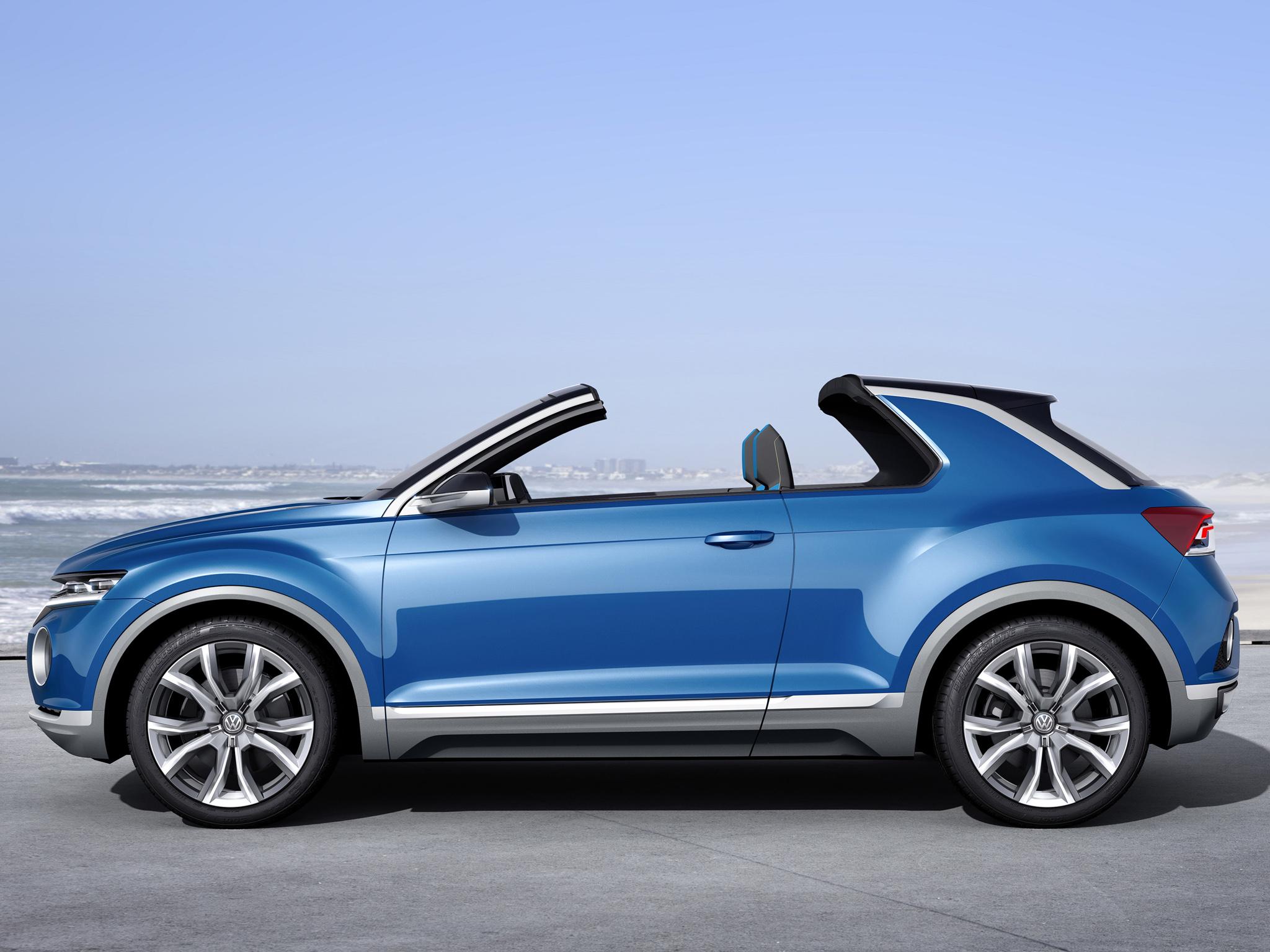 volkswagen t roc will go on sale in late 2017 autoevolution. Black Bedroom Furniture Sets. Home Design Ideas