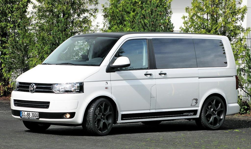 volkswagen t5 2 0 tsi by bb automobiltechnik makes 320 hp. Black Bedroom Furniture Sets. Home Design Ideas