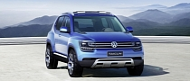 Volkswagen Taigun to Arrive in 2016
