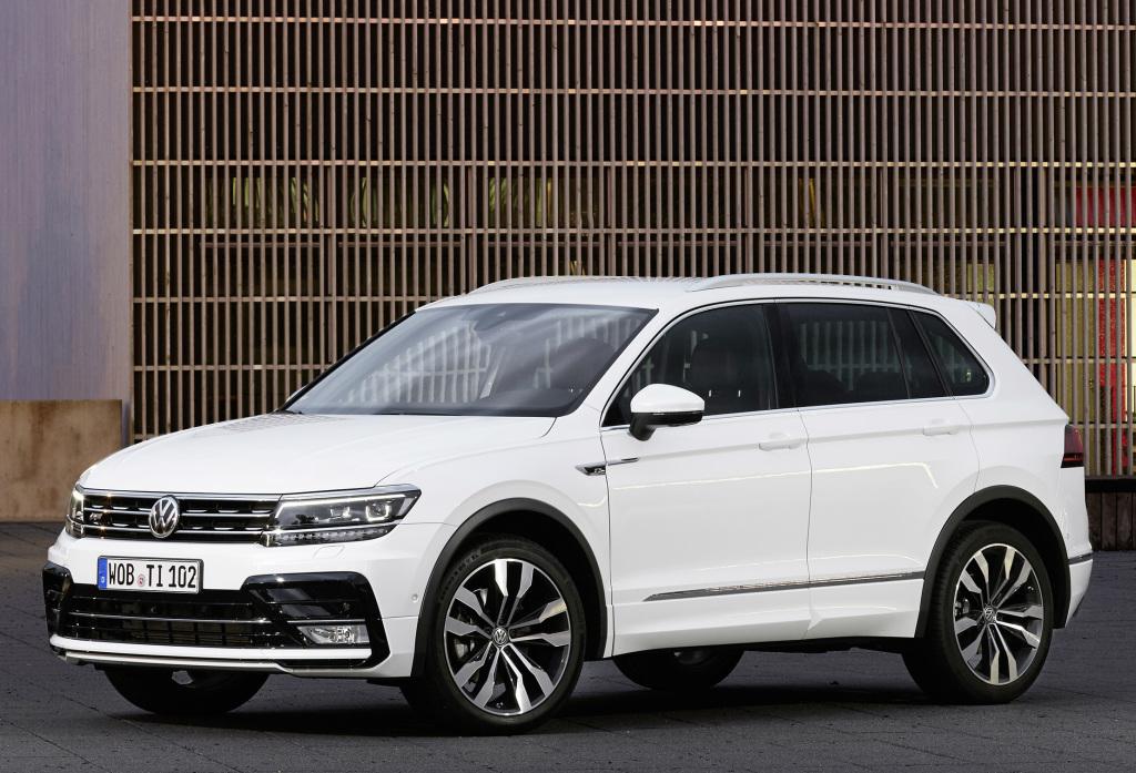 Volkswagen Tiguan Finally Gets 20 Bitdi 240 Ps 20 Tsi 220 Ps