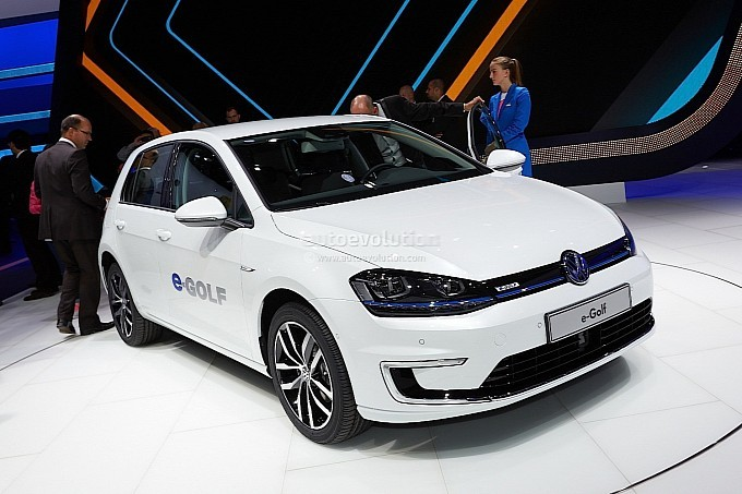 Volkswagen to Sell EVs in US from 2015