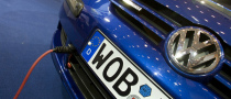 Volkswagen to Showcase All-Electric Car in Frankfurt