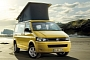 Volkswagen Transporter California Beach Debuts