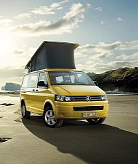 Volkswagen Transporter California Beach