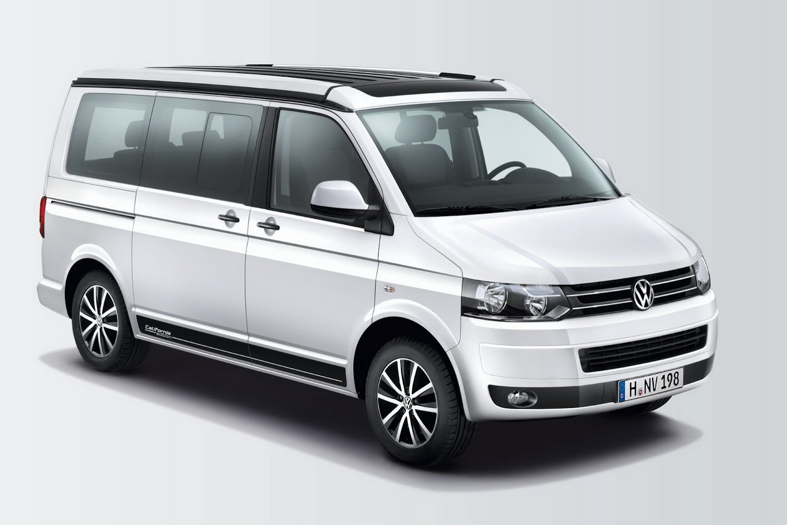volkswagen transporter california special edition announced autoevolution. Black Bedroom Furniture Sets. Home Design Ideas