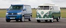 Volkswagen Transporter Celebrates Its 60th Anniversary