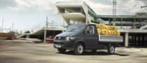 Volkswagen Transporter Single Cab Reaches Australia