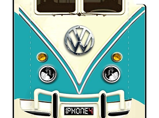 Volkswagen Transporter T1 iPhone Case Is Awesome