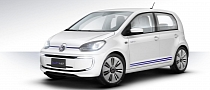 Volkswagen Twin Up! Concept Shown at Tokyo Motor Show [Photo Gallery]