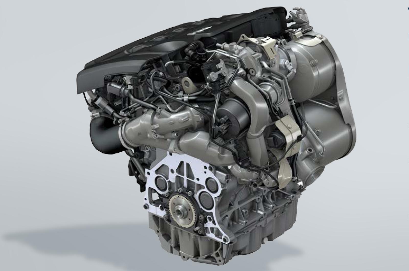 Vw Diesel Engines >> Volkswagen Unveils 272 Hp 2 Liter Diesel Engine And 10 Speed
