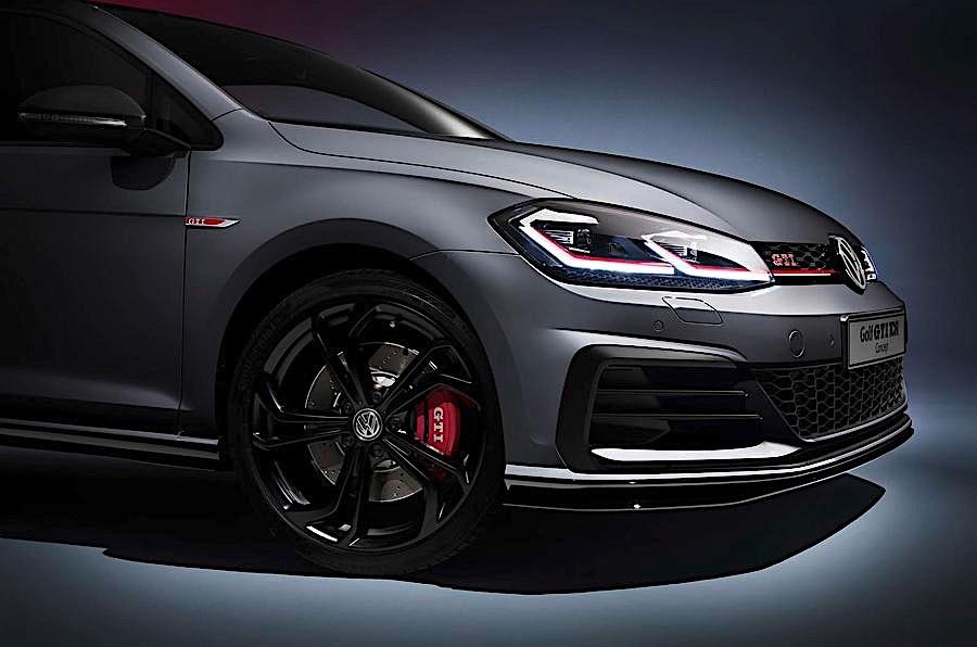 Volkswagen Unveils Fastest Golf Gti At Worthersee Autoevolution