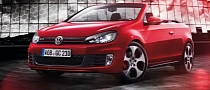 Volkswagen Unveils Golf GTI Cabriolet [Photo Gallery]