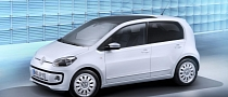 Volkswagen Up! Five-Door Official Photos and Details