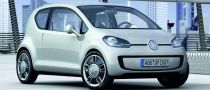 Volkswagen Up! Production to Cost 900 Euros!