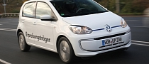 Volkswagen Up! Two-Cylinder Diesel Hybrid Concept Revealed
