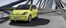 Volkswagen Up Will Have Three Pistons or More