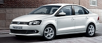 Volkswagen Vento (Polo Sedan) to Get 1.2 TSI Engine in India