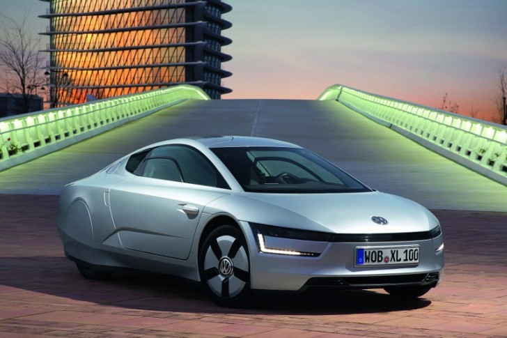 Volkswagen XL1 to Cost €110,000?