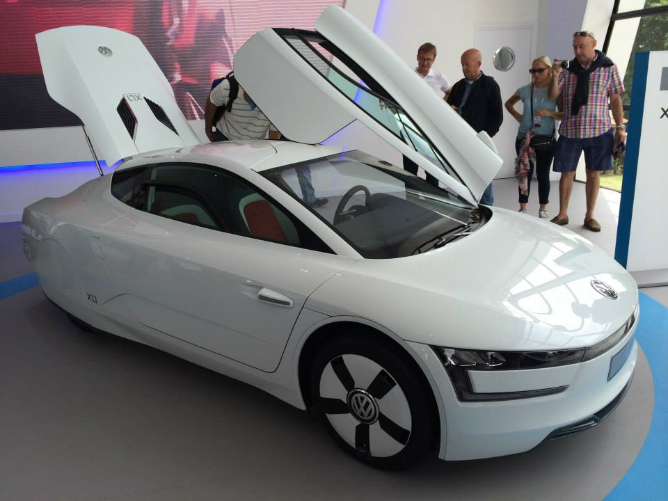 Volkswagen XL1: UK Price and Details Announced - autoevolution