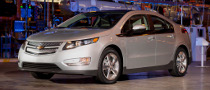 Volt Production Begins, First to Be Auctioned
