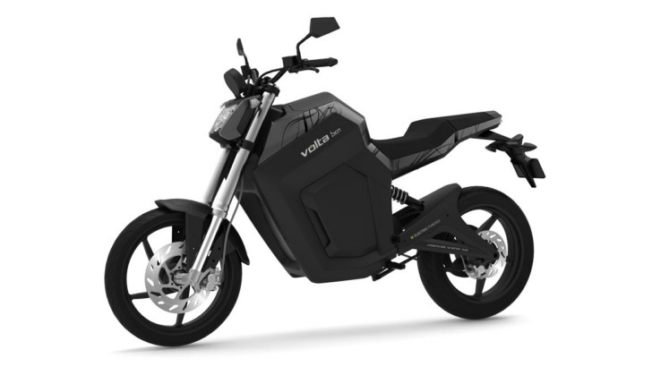 Volta BCN City, the Stylish Electric Motorcycle [Photo Gallery]