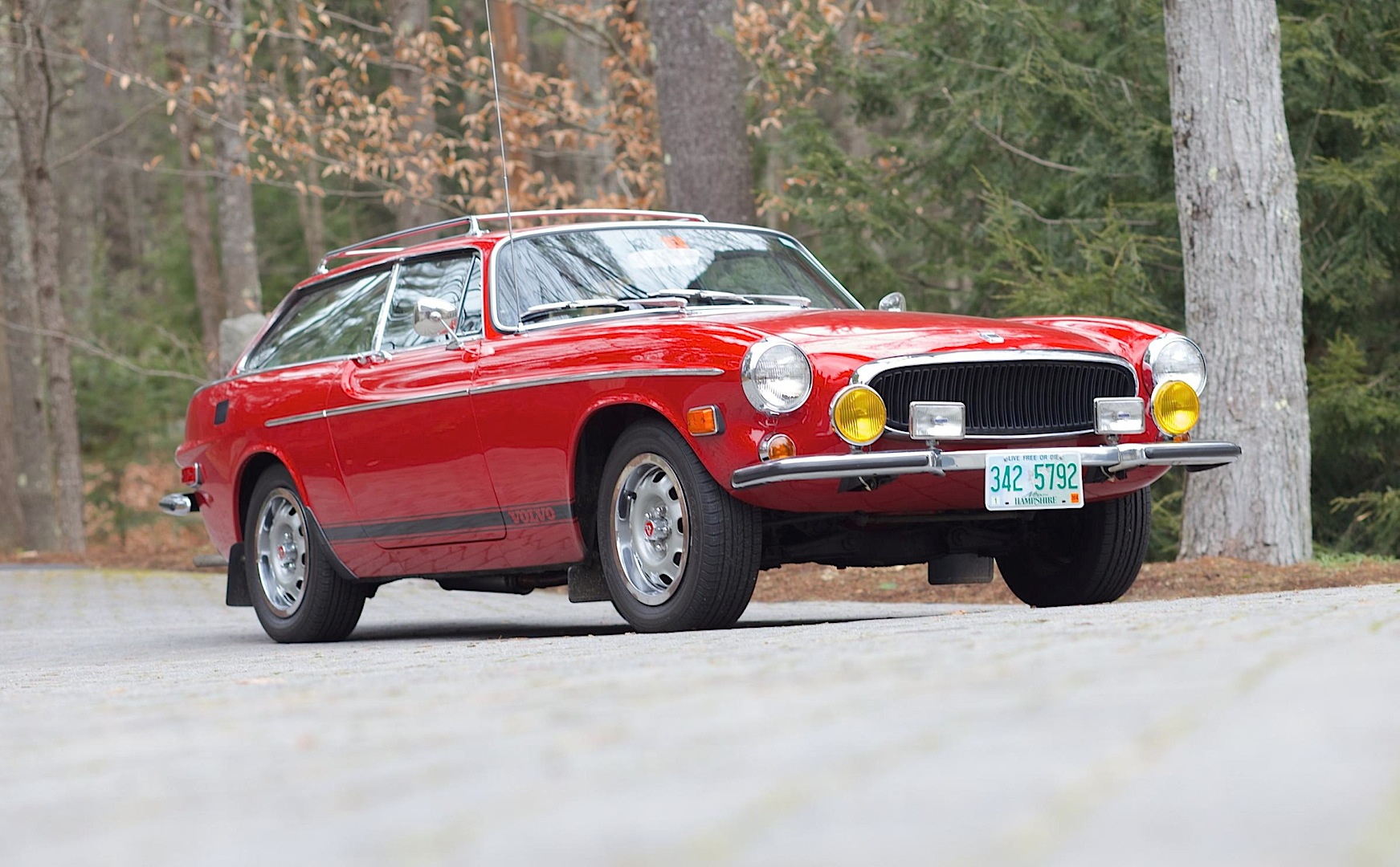 Volvo 1800ES Sold at Auction for Record-Breaking $92,400 - autoevolution