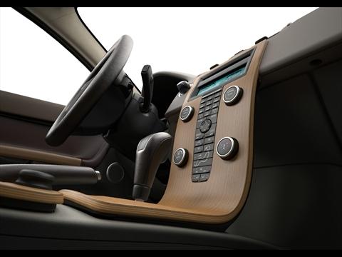 Volvo A Trendsetter In Wood Decor Autoevolution