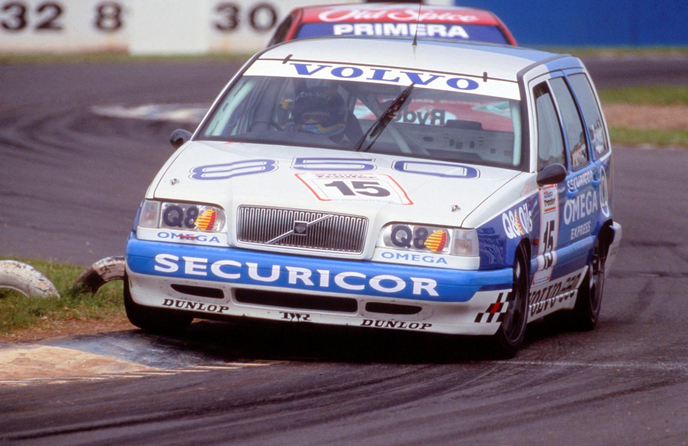 Volvo Estate Racing in the 1994 BTCC: The Good Ol' Days - autoevolution