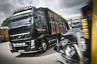 We Move Bikes Volvo FH