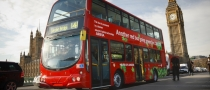 Volvo Hybrid Double Deck Bus Unveiled