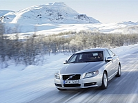Volvo Winter Tire Programme