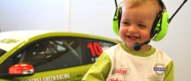Volvo Motorsport Racing Wear for Kids