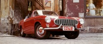 Volvo P1800 Celebrates 50th Anniversary at Technoclassica