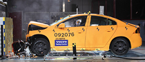 Volvo's Crash-Test Laboratory in Torslanda Turns 10 This Year