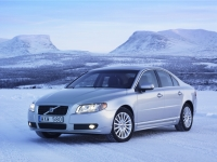 Volvo S80 is the first model to get the new diesel engine